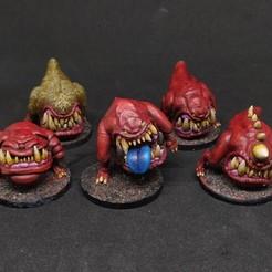 Descargar archivo 3D gratis Monstruos de Boca Grande, Pariah_prints
