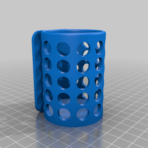accessory_holder.png Download free STL file Bathroom Accessory Holder/Cup • 3D printer model, 3D_Printing_Athens