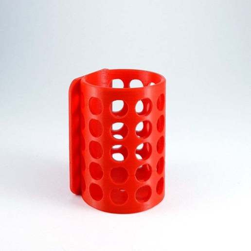 20200426_215629.jpg Download free STL file Bathroom Accessory Holder/Cup • 3D printer model, 3D_Printing_Athens