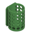 Download free 3D printer designs Bathroom Accessory Holder/Cup, 3D_Printing_Athens