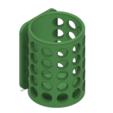 Screenshot_1.png Download free STL file Bathroom Accessory Holder/Cup • 3D printer model, 3D_Printing_Athens