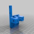 df5783b468c632f095060e52a0a338fa.png Download free STL file Holder for e3d v6 hotend to MGN9H carrier • Design to 3D print, tigorlab