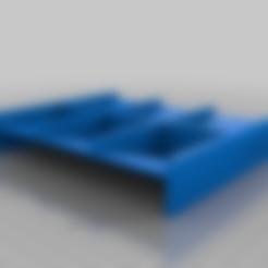 Download free 3D printing models Card holder for Catan, tigorlab