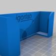 Télécharger fichier STL gratuit Jebao DCS-4000 & berceau de contrôleur SW-8 • Design imprimable en 3D, tigorlab