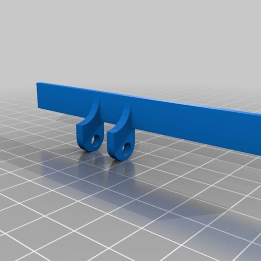 e7c44ea627be03ca0eb0cd4323be4c04.png Download free STL file Holder for e3d v6 hotend to MGN9H carrier • Design to 3D print, tigorlab