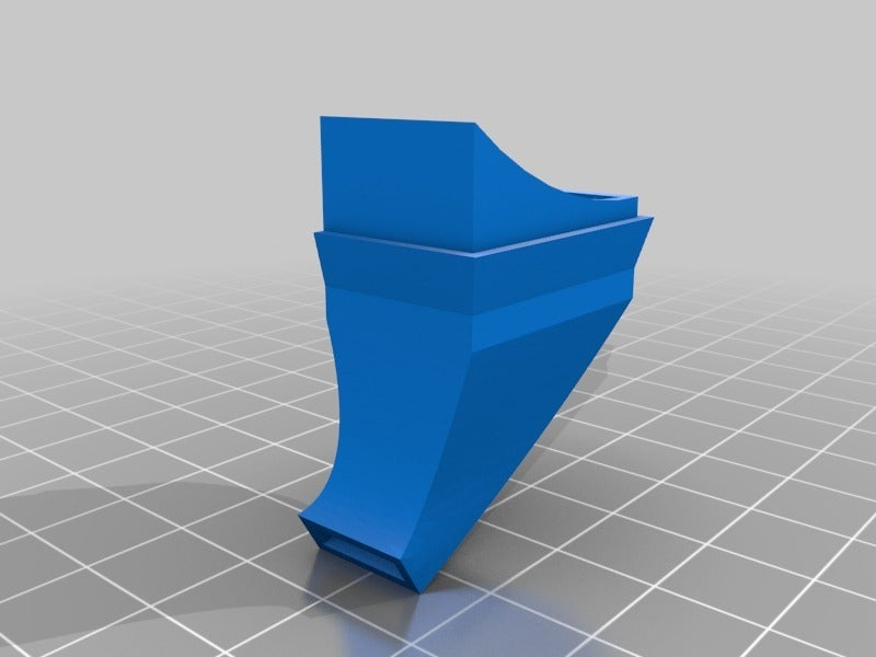7831fa3b02f092d6b600df77cbbe1932.png Download free STL file Holder for e3d v6 hotend to MGN9H carrier • Design to 3D print, tigorlab