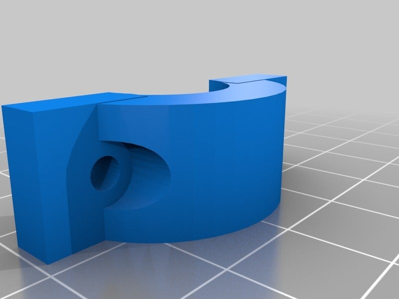 0bd9255cad817fb7849df4ffd77feef7.png Download free STL file Holder for e3d v6 hotend to MGN9H carrier • Design to 3D print, tigorlab
