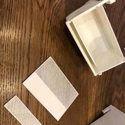 Télécharger objet 3D gratuit Réacteur à charbon, une boîte d'adsorbant pour aquarium, tigorlab