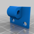 b3af767e901242214373a7d9f682742f.png Download free STL file Holder for e3d v6 hotend to MGN9H carrier • Design to 3D print, tigorlab