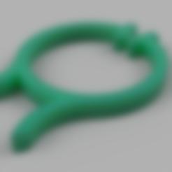 Pflanzen_Clip2.stl Télécharger fichier STL gratuit Clip sur les plantes • Objet pour imprimante 3D, smosh4x