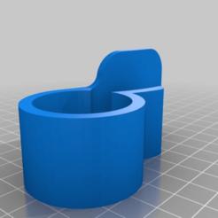 Throttle_Rest_R2.png Download free STL file YAMAHA R1 Throttle Wrist rest CRUISE • 3D print model, Korben