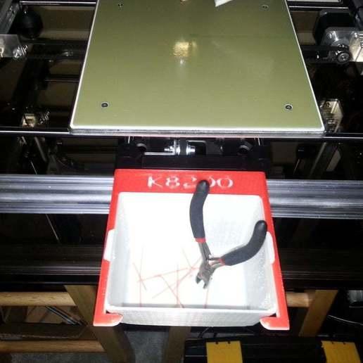 Télécharger fichier STL gratuit Poubelle ou seau à outils pour K8200 • Plan pour impression 3D, Korben