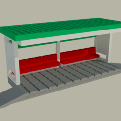 Download free 3D printing files Whereabouts in N scale, gaudikudo