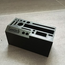 Descargar Modelos 3D para imprimir gratis almacenamiento de herramientas geeetech, benjaminmartin775