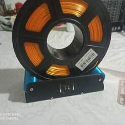 1610355364960.jpg Download free STL file Generic filament coil support • 3D print design, abadon25