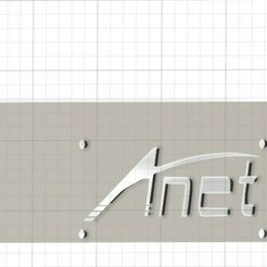 anet.jpg Download STL file Anet filament coil support • 3D printer object, abadon25