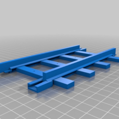 cf88a2c917577bffa9d92fb88f508106.png Download free STL file Lionel Ready-to-Play Straight Train Tracks • 3D printing design, malamaker