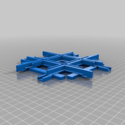 16dc2f192262a521ac7fa20d89ab7cb0.png Download free STL file Lionel Ready-to-Play Criss-Cross Train Track • 3D printing object, malamaker