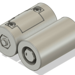 2019-08-17_18_30_34-Autodesk_Fusion_360_Startup_License.png Download free STL file USB to D-Battery Adapter • 3D printer design, malamaker