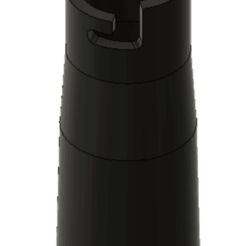 download_20190201_114457.png Download free STL file Black and Decker Orbital Sander Shop-vac Adapter (Model BDERO600) • 3D printable object, malamaker
