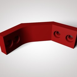 1.jpg Download free STL file Shelf or shelf bracket • 3D printer model, nelsonaibarra