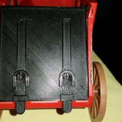 20190627_201214.jpg Download free STL file Playmobil 1976 stage coach rear door • 3D printer object, Thanalas