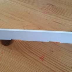 20190524_093727.jpg Télécharger fichier STL gratuit Playmobil 1976 Panneau de toit d'une maison de l'Ouest • Design à imprimer en 3D, Thanalas