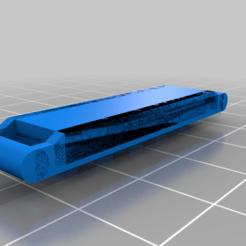Western-Kanon-Granaathouder-0.4d.png Télécharger fichier STL gratuit Porte-canon Playmobil de la guerre civile de 1988 (3057 et 3729) • Objet pour impression 3D, Thanalas