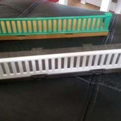 20190522_095628.jpg Télécharger fichier STL gratuit Playmobil 1976 Rampe de maison occidentale • Modèle pour impression 3D, Thanalas