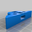 Download free STL file iGaging IP54 Caliper - Depth Foot (Reversible 90 & 45 Degree) • 3D print template, sajohnsen1