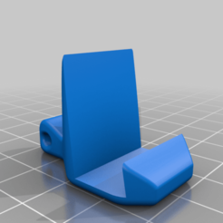 llavero_soporte_ok.png Download free STL file Tiny cellphone support, Soporte para móvil • 3D printing object, benjaminbaban