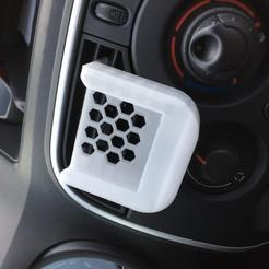 IMG_0083.JPG Télécharger fichier OBJ gratuit Support téléphone pour voiture • Modèle à imprimer en 3D, baretourscl