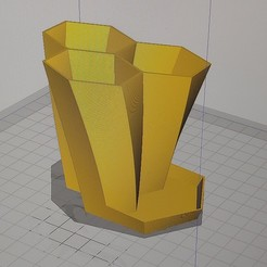 Download free SCAD file Pencil holder • 3D printable template, lazarekm