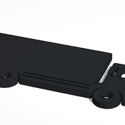Download 3D printer model Truck key ring, javitrue