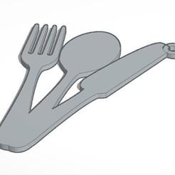 15-11-2020 18.11.3 1.jpg Télécharger fichier STL cuillère à soupe couteau et fourchette • Modèle imprimable en 3D, lafabrika