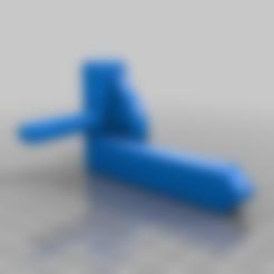 Wanhao_Tool_Holder_vSD.stl Télécharger fichier STL gratuit Porte-outils modifié • Plan à imprimer en 3D, stefan042