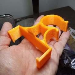 20181204_213635a.jpg Download free STL file Nexstar Evolution Side bracket for HC circular mount • 3D printable template, stefan042