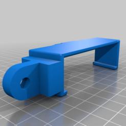 HC_Mount-Side.png Download free STL file Nexstar Evolution Side bracket for Hand Controller • 3D print design, stefan042