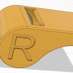 Descargar modelo 3D gratis Silbato, ioroberto65