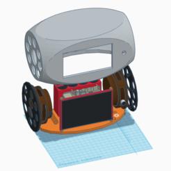 smarthomev1.png Download free STL file SmartHome • 3D printing template, marekurbanskii