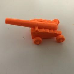 Ship_Cannon.jpg Télécharger fichier STL Canon de navire simple • Design à imprimer en 3D, cdlord