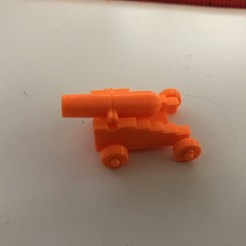 Ship_Howitzer.jpg Télécharger fichier STL Obusier de navire simple • Modèle pour imprimante 3D, cdlord