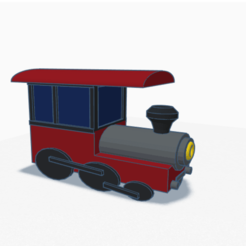 train _ Tinkercad - Google Chrome 14_04_2020 20_26_35.png Télécharger fichier STL train  • Objet imprimable en 3D, billy_and_co_official
