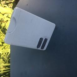 ACC482DE-F654-4BC8-87C5-98503C1F11CF.jpeg Télécharger fichier STL Porte carte • Plan pour imprimante 3D, billy_and_co_official