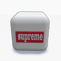 iphone 11 case B and c qr code supreme x lv _ Tinkercad - Google Chrome 15_04_2020 22_54_32.png Télécharger fichier STL Dé Lv x SUPREME • Plan à imprimer en 3D, billy_and_co_official