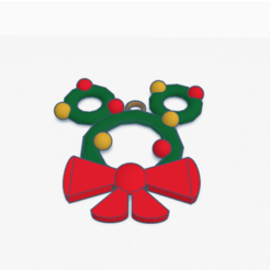 Download 3D printing designs disney christmas decorations, billy_and_co_official