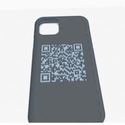 iphone 11 case B and c qr code _ Tinkercad - Google Chrome 15_04_2020 15_52_04.png Télécharger fichier STL coque iphone 11  qr code • Modèle pour impression 3D, billy_and_co_official