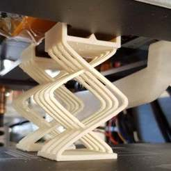 Download free 3D printer designs Ender 5 Z-Axis-Bumper, jennifersirtl
