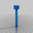 """Télécharger fichier STL gratuit Broche/boulon pour le truc """"Charnière et serrure"""":3631687 • Objet imprimable en 3D, jennifersirtl"""