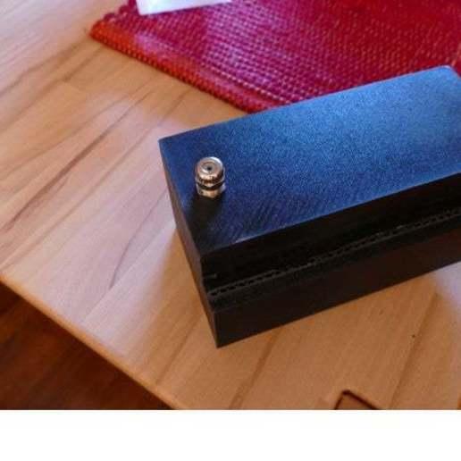 P1350753.JPG Télécharger fichier STL gratuit Stand de filamentcontainer • Design imprimable en 3D, jennifersirtl